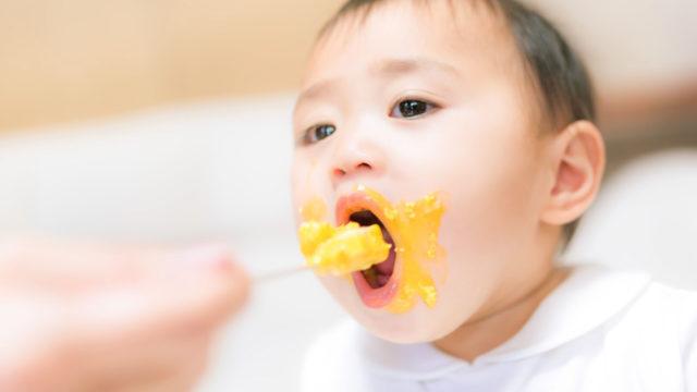 子供 離乳食