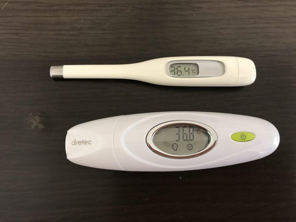 体温計 比較