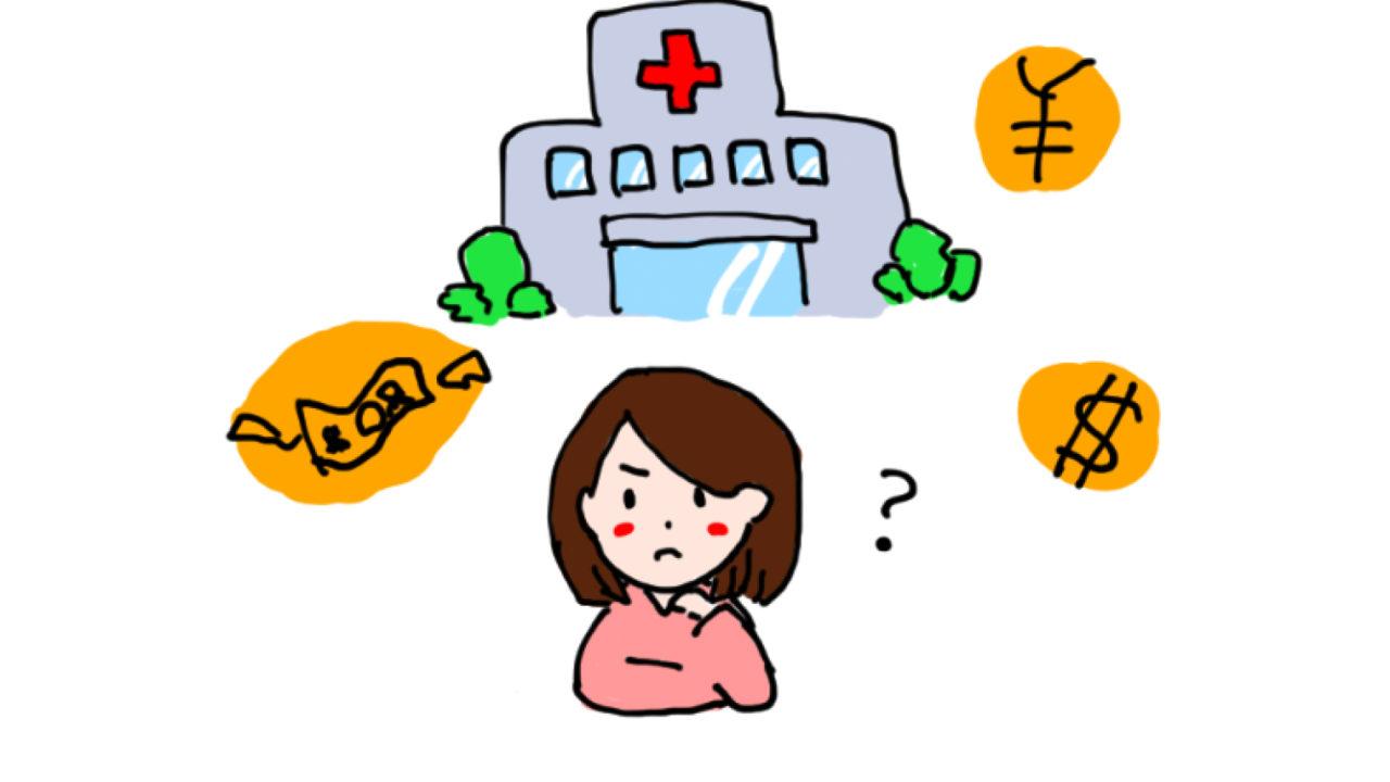 診察による医者の利益