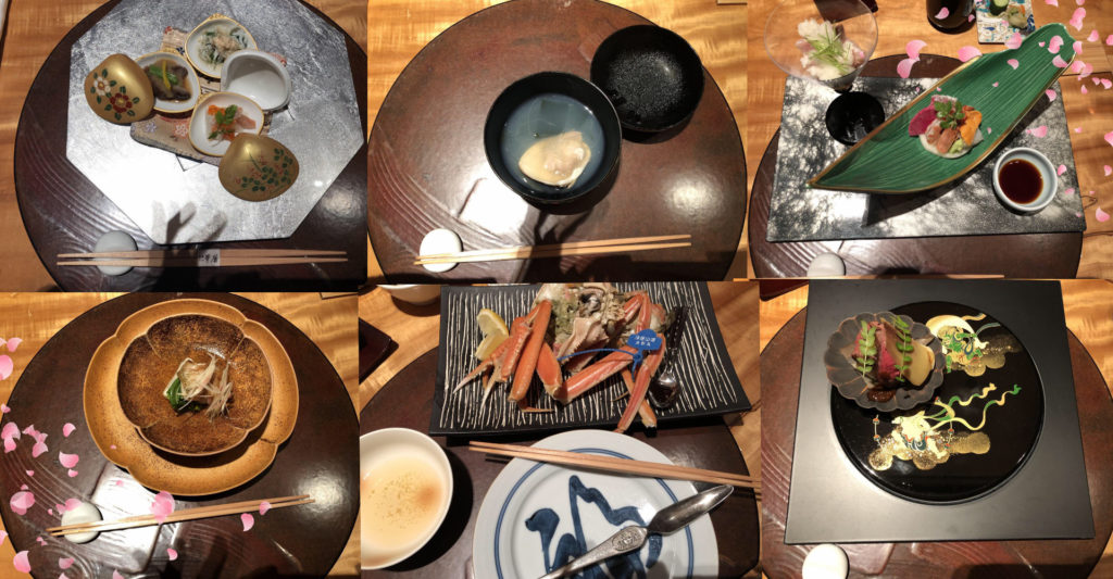 エクシブ京都 ご飯