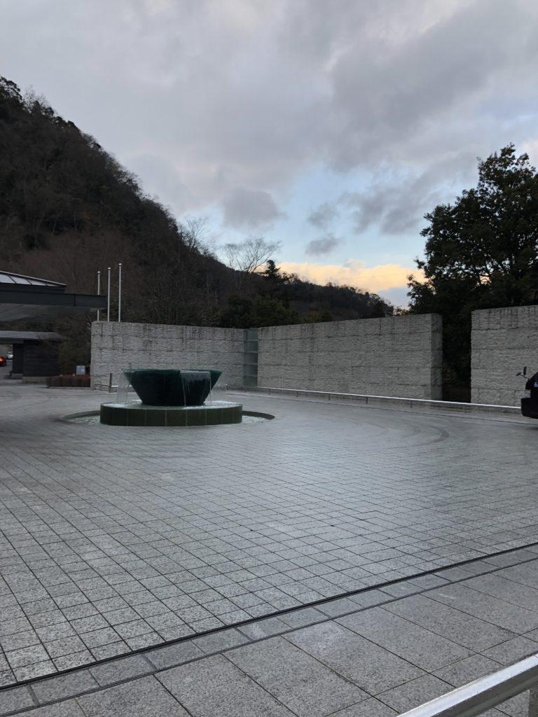 エクシブ京都 エントランス1