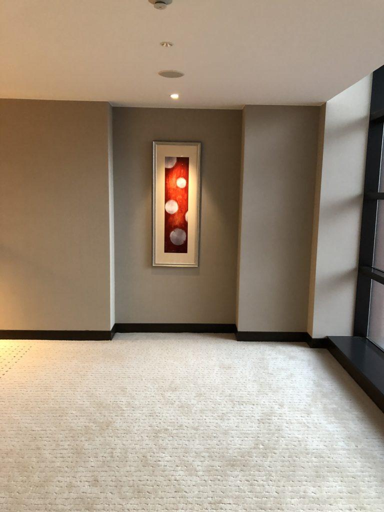 エクシブ京都 階段前
