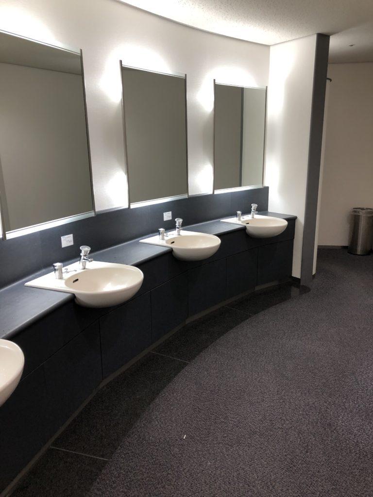 大阪南港あそびマーレ 4階トイレ